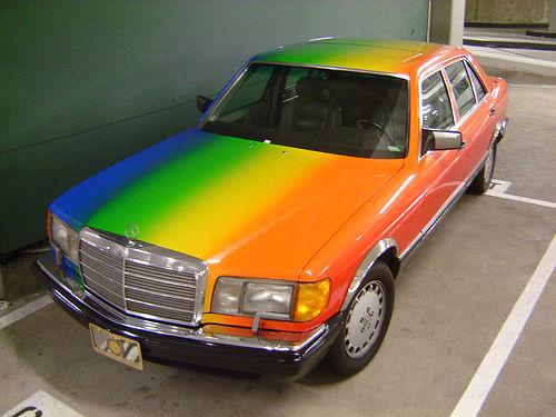 Mb exotenforum sonderkarossen umbauten tuning die for Auto painting az