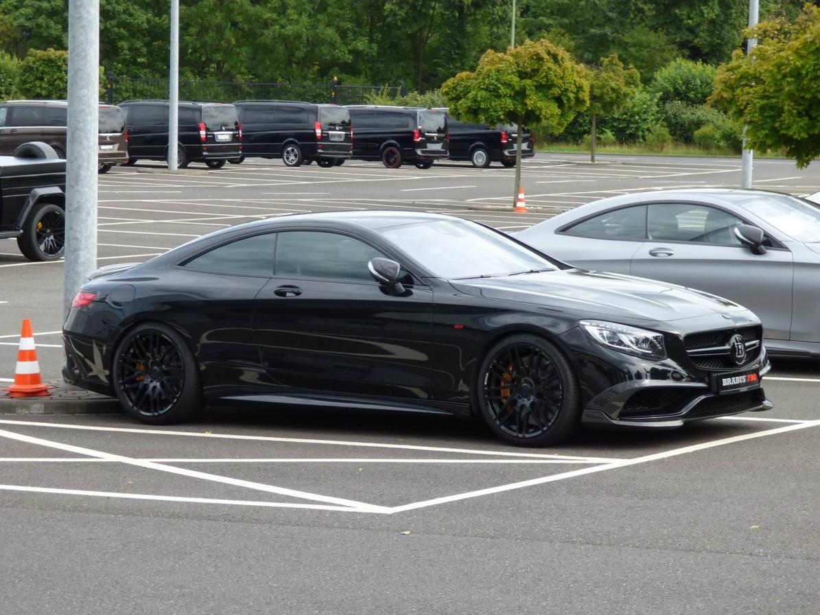 Mercedes Amg Powered By Brabus